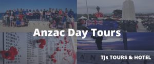 Anzac Day Dawn Service Tour 2020