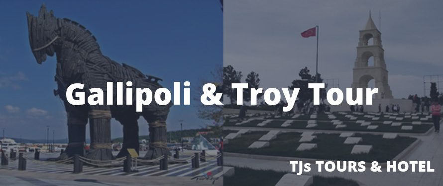 Gallipoli & Troy Tour Experience