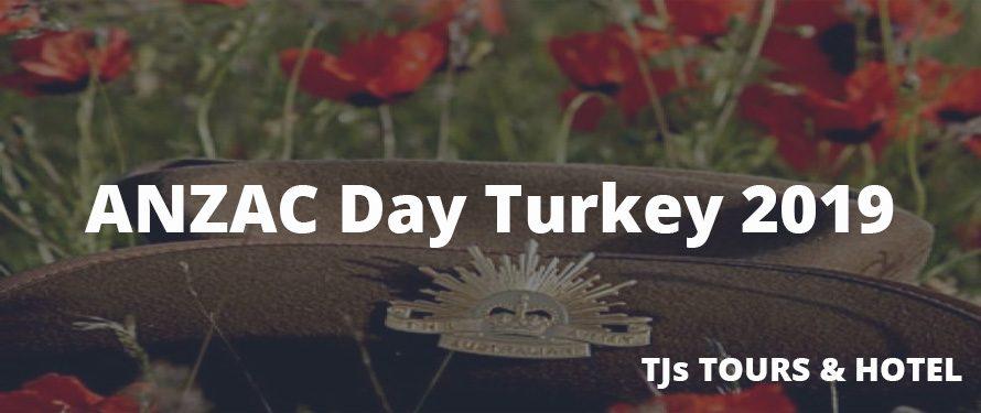 ANZAC Day Turkey 2019