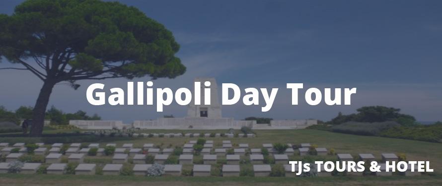 Gallipoli Day Tour (Guaranteed Departure Everyday)