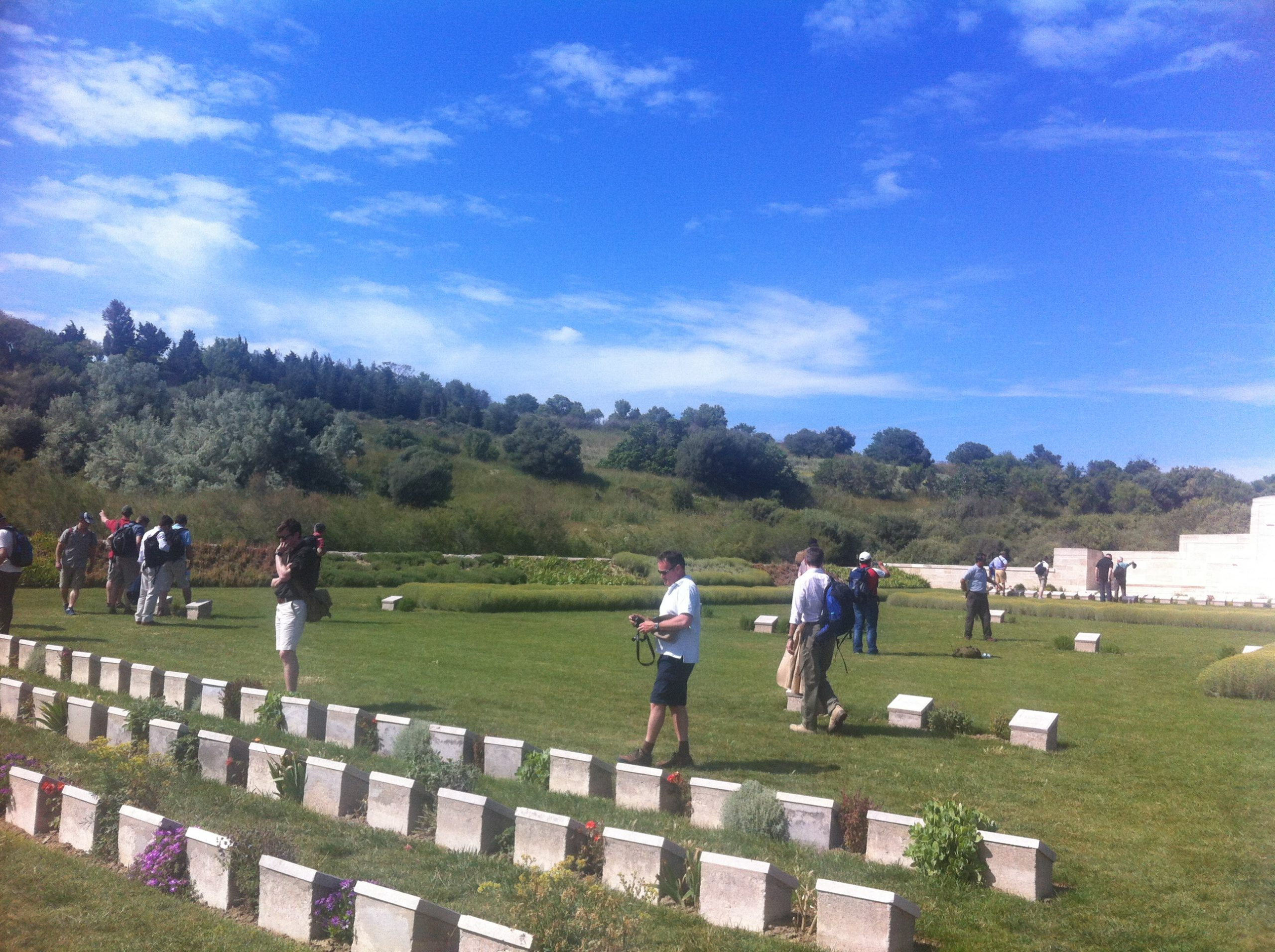Anzac, Cape Helles And Troy Experience