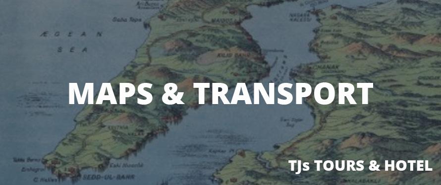 Maps & Transport