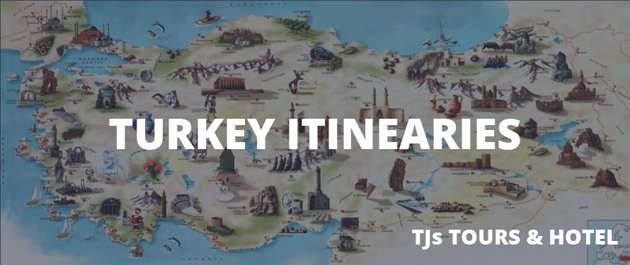 Turkey Itinearies