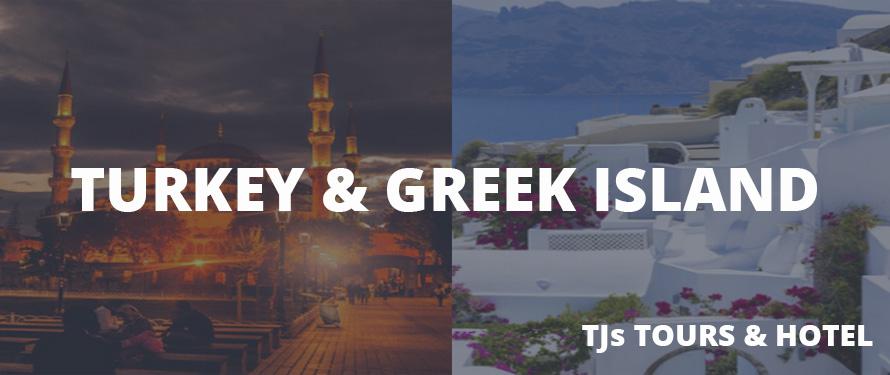 Turkey & Greek Islands